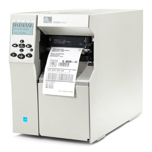 BARCODE PRINTER ZEBRA NO HEAD 105SL PLUS300