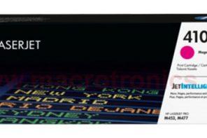 HP CLP M452NW TONER # 410A-MAGENTA