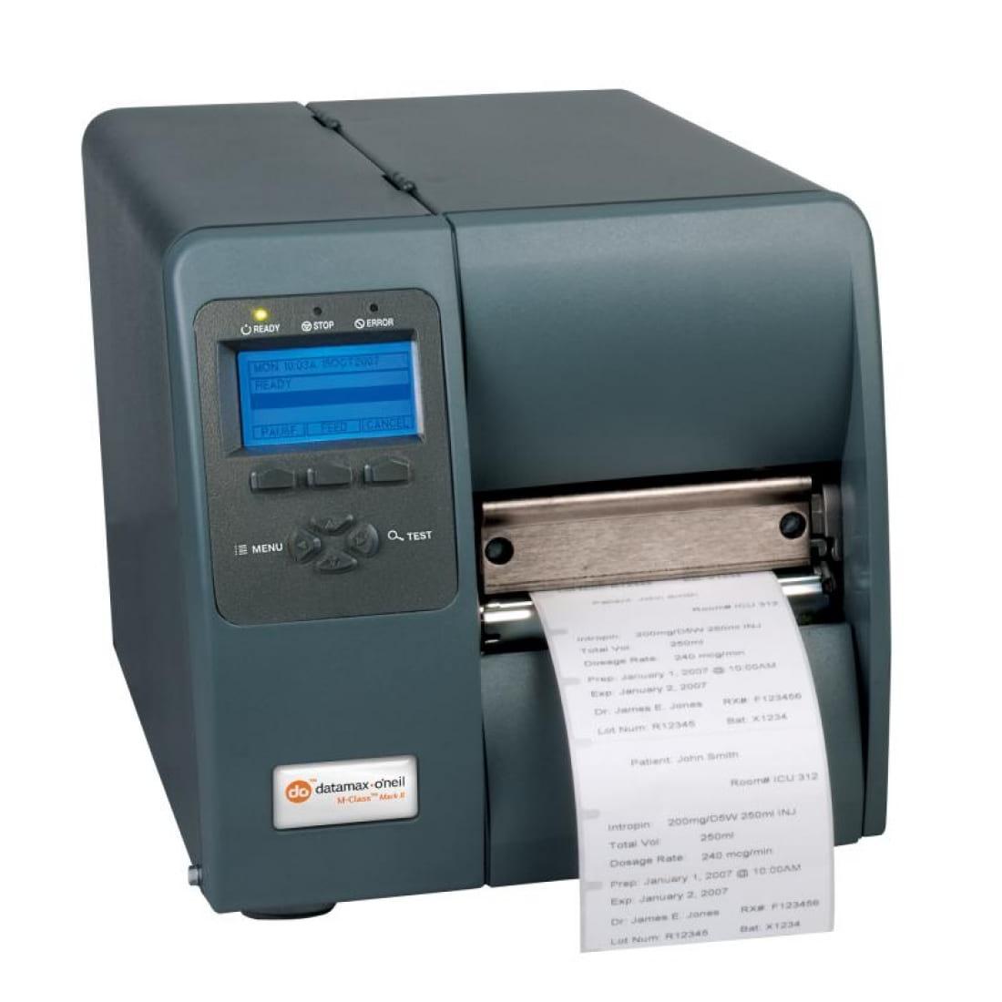 honeywell i-4210 barcode printer