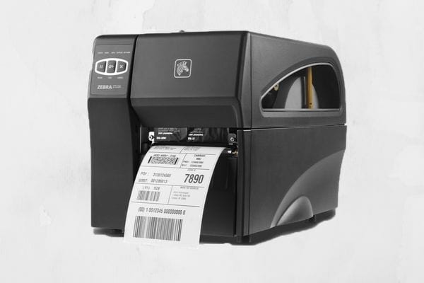 Zebra ZT220 Barcode Printer