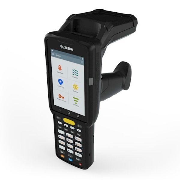 zebra industrial Barcode reader