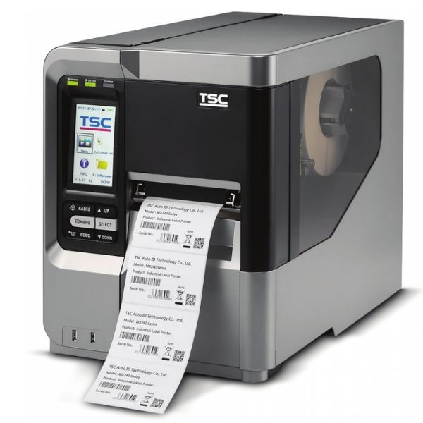 tsc mx340p barcode printer