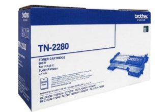 BROTHER TN-2280 TONER CARTRIDGE- BLACK