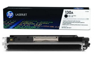 HP 130A BLACK ORIGINAL LASERJET TONER