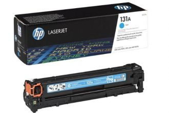 HP 131A CYAN ORIGINAL LASERJET TONER CARTRIDGE CF211A