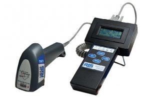 RJS d4000 laser barcode verifier