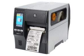 ZEBRA ZT411 INDUSTRIAL BARCODE PRINTER-300DPI